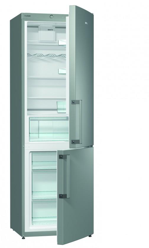 Kombinovaná lednice Kombinovaná lednice s mrazákem dole GORENJE RK 6192 BX, A++