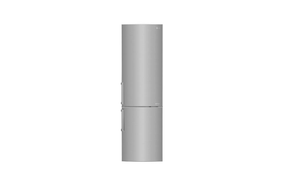 Kombinovaná lednice Kombinovaná lednice s mrazákem dole LG GBB60PZGFB, A+++
