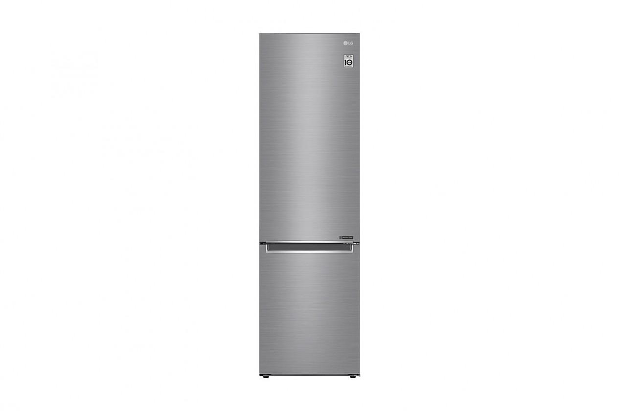 Kombinovaná lednice Kombinovaná lednice s mrazákem dole LG GBB62PZGFN, A+++