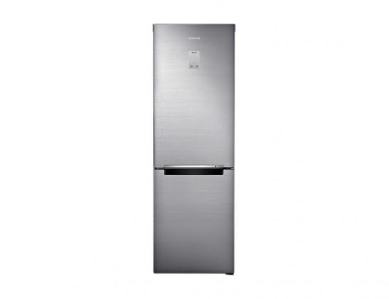 Kombinovaná lednice Kombinovaná lednice s mrazákem dole Samsung RB33J3420SS, A+