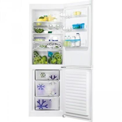 Kombinovaná lednice Kombinovaná lednice s mrazákem dole Zanussi ZRB 36104 WA, A++