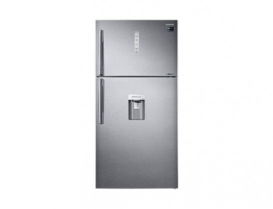 Kombinovaná lednice Kombinovaná lednice s mrazákem nahoře Samsung RT58K7105SL/EO