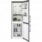 Kombinovaná lednice s mrazákem dole AEG RCB 63326 OX, A++