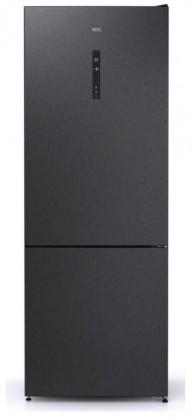 Kombinovaná lednice s mrazákem dole AEG RCB646E3MB,A++