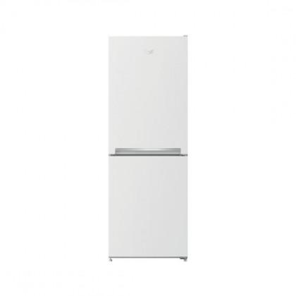 Kombinovaná lednice s mrazákem dole Beko RCSA240M20W, A+