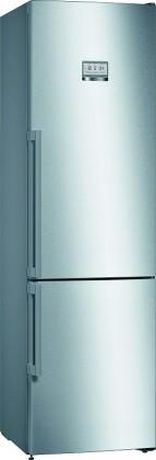 Kombinovaná lednice s mrazákem dole Bosch KGF39PIDP