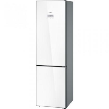 Kombinovaná lednice s mrazákem dole Bosch KGF39SW45, A+++