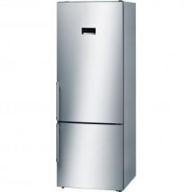 Kombinovaná lednice s mrazákem dole Bosch KGN 56XI40, A+++