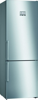 Kombinovaná lednice s mrazákem dole Bosch KGN49AIDP