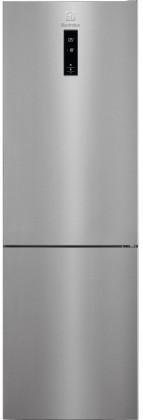 Kombinovaná lednice s mrazákem dole Electrolux EN3885MOX A++