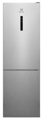 Kombinovaná lednice s mrazákem dole Electrolux LNC7ME32X2, A++