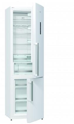 Kombinovaná lednice s mrazákem dole Gorenje NRK 6202TW, A++