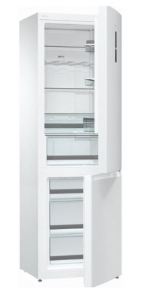 Kombinovaná lednice s mrazákem dole Gorenje NRK6193TW4, A+++
