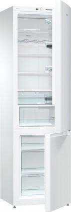 Kombinovaná lednice s mrazákem dole Gorenje NRK6202GHW4, A++
