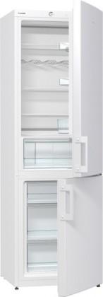Kombinovaná lednice s mrazákem dole Gorenje RK 6192 AW, A++