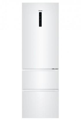 Kombinovaná lednice s mrazákem dole Haier HTR3619ENPW
