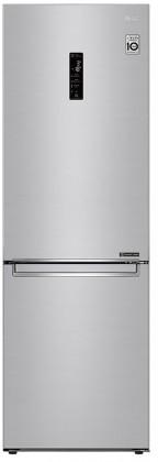Kombinovaná lednice s mrazákem dole LG GBB71NSDZN, A++
