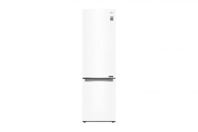 Kombinovaná lednice s mrazákem dole LG GBB71SWEFN, A+++