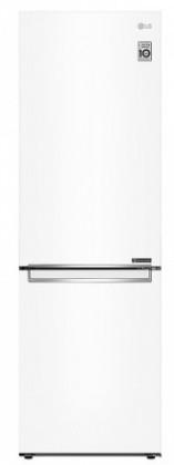 Kombinovaná lednice s mrazákem dole LG GBB71SWEMN