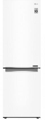 Kombinovaná lednice s mrazákem dole LG GBB71SWEZN, A++