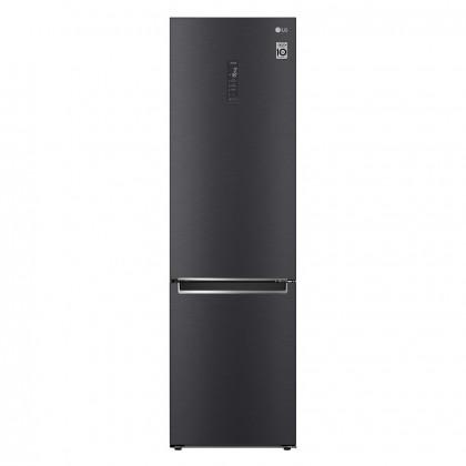 Kombinovaná lednice s mrazákem dole LG GBB72MCUFN, A+++