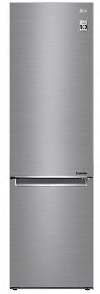 Kombinovaná lednice s mrazákem dole LG GBB72SAEFN, A+++