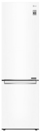 Kombinovaná lednice s mrazákem dole LG GBB72SWEFN