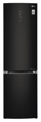 Kombinovaná lednice s mrazákem dole LG GBB940BMQZT, A++