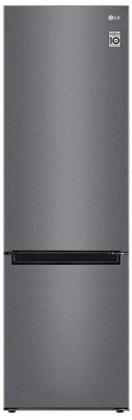 Kombinovaná lednice s mrazákem dole LG GBP31DSTZR,A++,nerez