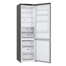 Kombinovaná lednice s mrazákem dole LG GBP62DSNFN, A++ VADA VZHLE