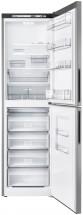 Kombinovaná lednice s mrazákem dole ROMO RCA378X