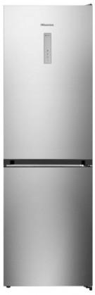 Kombinovaná lednice s mrazákem dole ROMO RCA378XA++ VADA VZHLEDU,