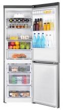 Kombinovaná lednice s mrazákem dole Samsung RB30J3215SA, A++