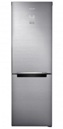 Kombinovaná lednice s mrazákem dole Samsung RB33J3420SS, A+