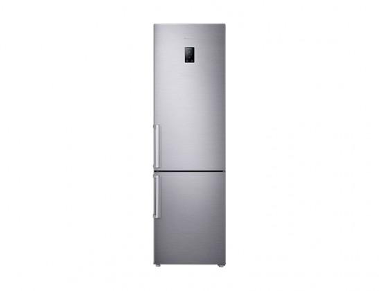 Kombinovaná lednice s mrazákem dole Samsung RB37J5329SSEF, A+++