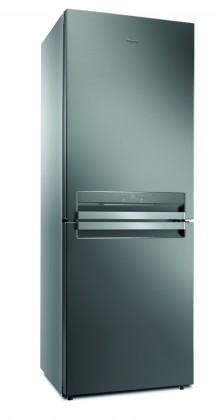 Kombinovaná lednice s mrazákem dole Whirlpool B TNF 5323 OX,