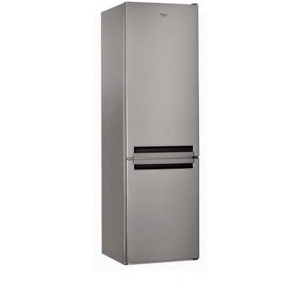 Kombinovaná lednice s mrazákem dole Whirlpool BSF 9152 OX, A+++