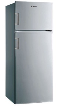 Kombinovaná lednice s mrazákem nahoře Candy CMDDS 5144SHN
