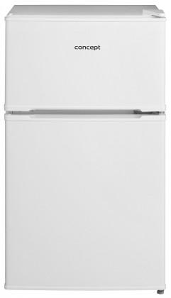 Kombinovaná lednice s mrazákem nahoře Concept LFT2047wh