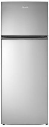 Kombinovaná lednice s mrazákem nahoře Concept LFT4560SS