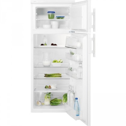 Kombinovaná lednice s mrazákem nahoře Electrolux EJ2801AOW2
