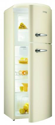 Kombinovaná lednice s mrazákem nahoře Gorenje RF 60309 OC
