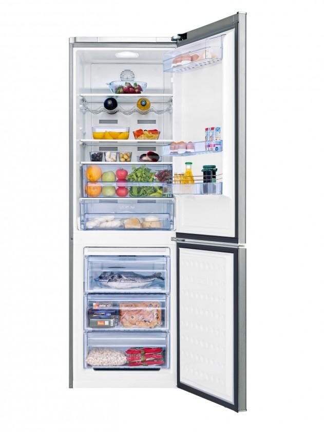 Kombinovaná lednička Beko CN 136231 T