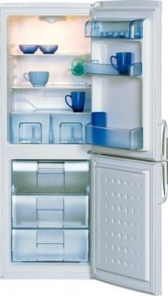 Kombinovaná lednička Beko CSA 24022 ROZBALENO