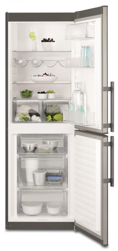 Kombinovaná lednička Electrolux EN 3201MOX