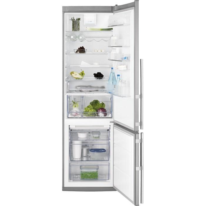 Kombinovaná lednička Electrolux EN 3853 AOX