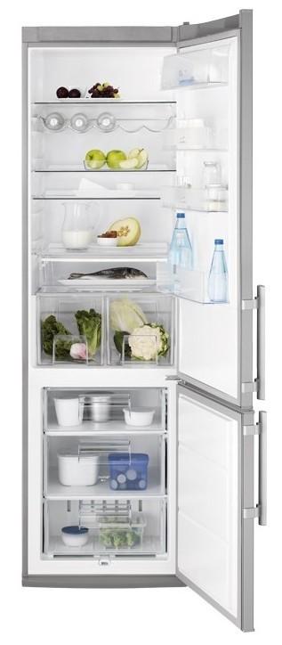 Kombinovaná lednička Electrolux EN 4001 AOX