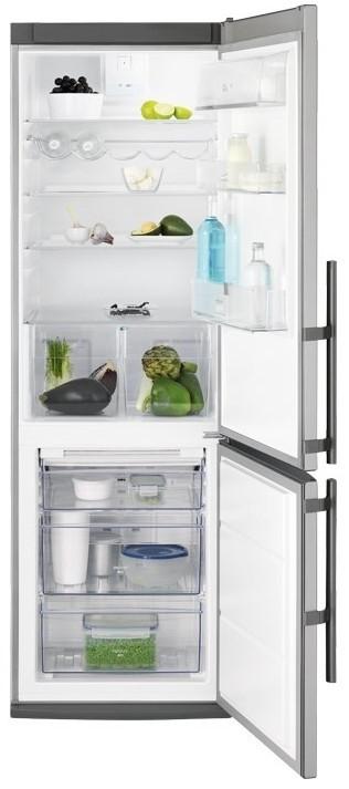 Kombinovaná lednička Electrolux EN3450COX