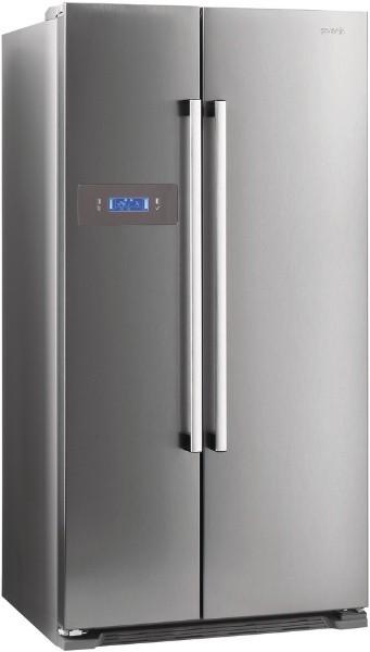 Kombinovaná lednička Gorenje NRS 85728 X
