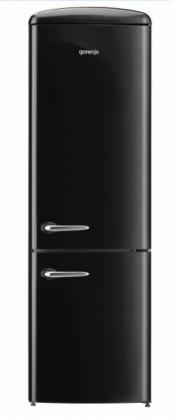 Kombinovaná lednička Gorenje ORK192BK